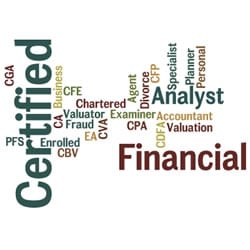 Looking for a Financial Professional? Check Out These Credentials