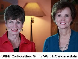Ginita Wall and Candace Bahr