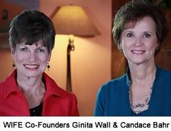 Ginita Wall and Candace Bahr