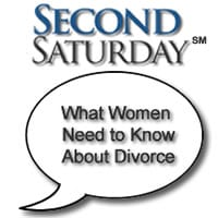 Second Saturday: What Women Need to Know About Divorce
