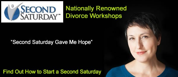 Start a Second Saturday Divorce Workshop
